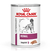 Royal Canin Renal Влажный лечебный корм для собак при заболеваниях почек
